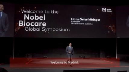 Nobel Biocare Global Symposium Madrid 2019 - die besten Momente