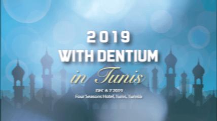 2019 mit Dentium in Tunis