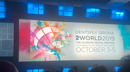 Dentsply Sirona World 2019 in Las Vegas