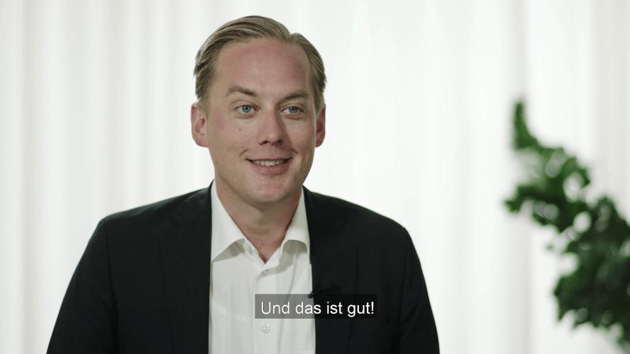 Der erste Schritt einer spannenden Reise: TePe-CEO Joel Eklund zum Thema GOOD