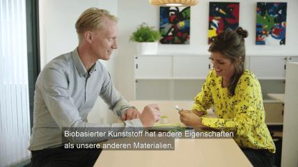 Patrik Werius, Produkt-Entwicklungsleiter von TePe zum Thema Nachhaltigkeit