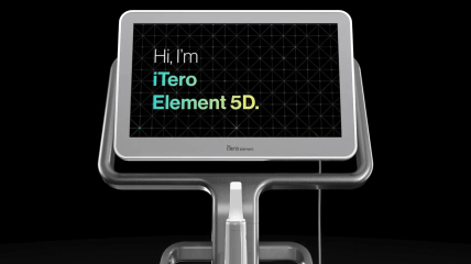 Align iTero Element 5D: Intraoralscanner mit innovativen Funktionen