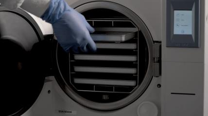 E9 Autoklav von Euronda für eine einfache Sterilisation