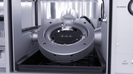Fräsgerät-Komfortlinie M2 - Einstellen der Friktion bei teleskopierenden Arbeiten