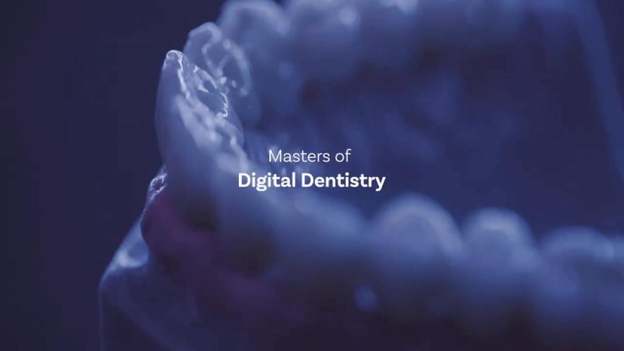 Masters of Digital Dentistry