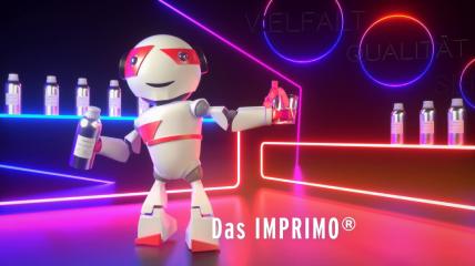 IMPRIMO® 3D-Druckerharz Sortiment