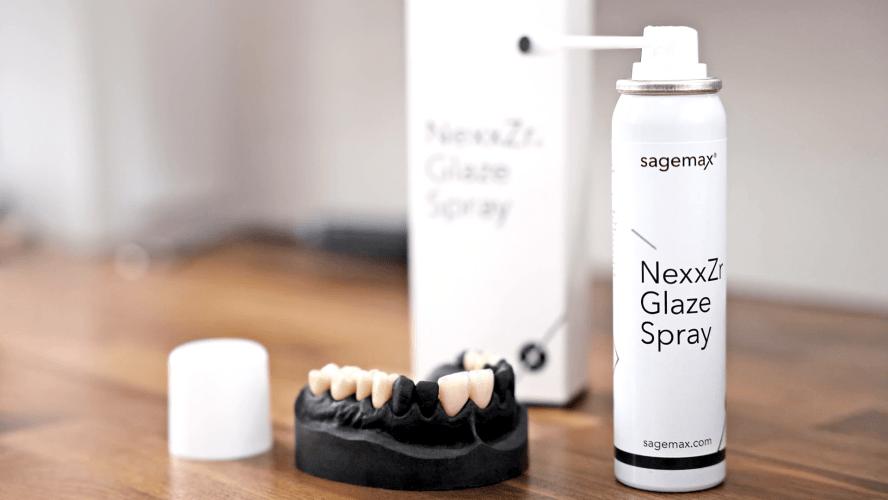 NexxZr Glaze Spray