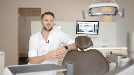 Behandlungseinheit Signo T500 bei Praxis Zähne in Neuss - Referenzstory