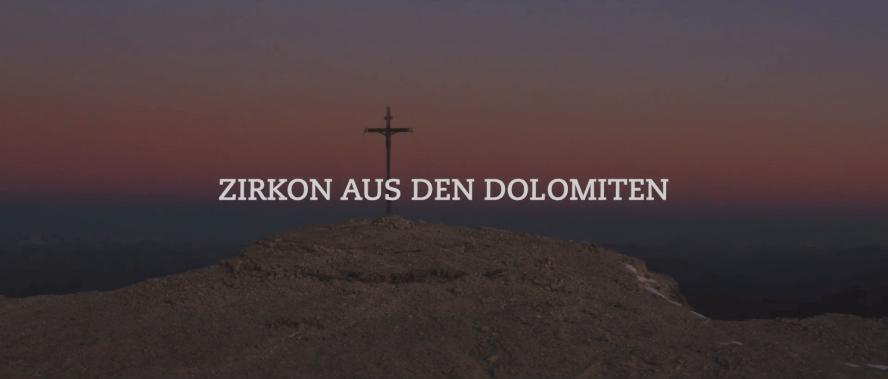 Zirkon aus den Dolomiten