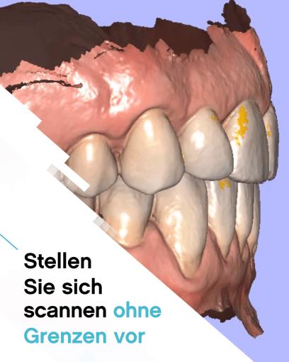 Entdecken Sie den CS 3700 & CS 3600 Scanner von Carestream Dental