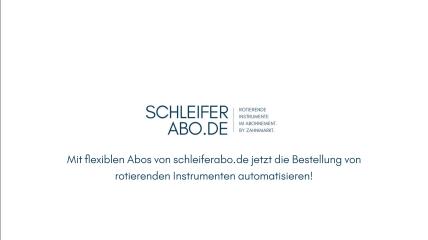 schleiferabo.de: Der Online-Shop für rotierende Instrumente